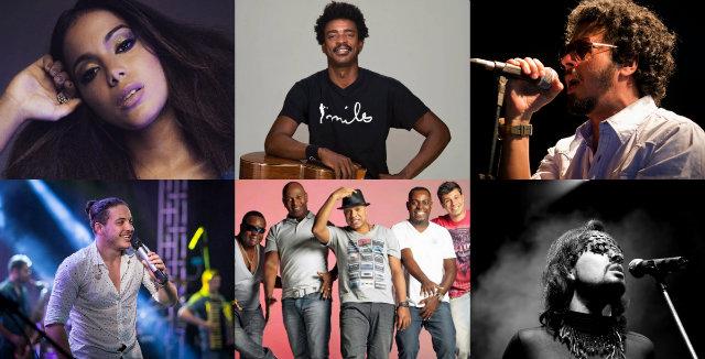 Veja o guia completo de bailes e prévias de carnaval do Recife e de Olinda