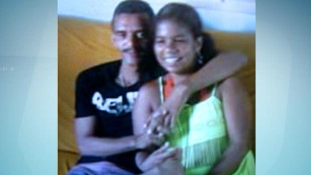 Casal estava junto há seis anos. Foto: TV Clube/Reprodução