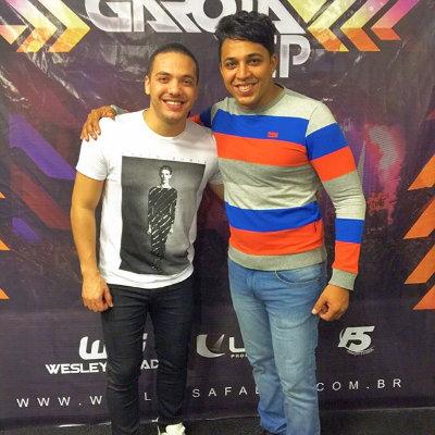 Wesley Safadão e Rodrigo Mell. Foto: Reprodução/Instagram