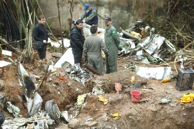 Para FAB, cansaço do piloto influiu no acidente que matou Eduardo Campos
