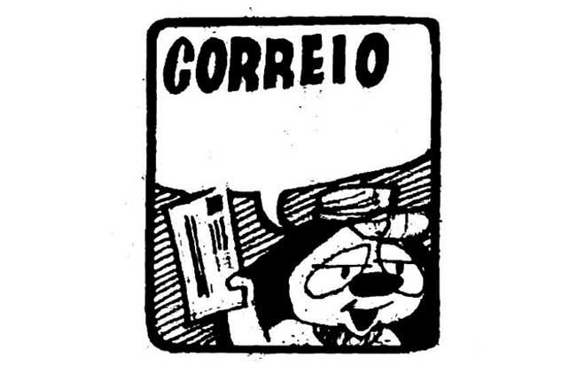 O cãozinho Zero Vírgula aparecia em histórias em quadrinhos e também em passatempos. Imagem: Cavani Rosas/DP/Arquivo