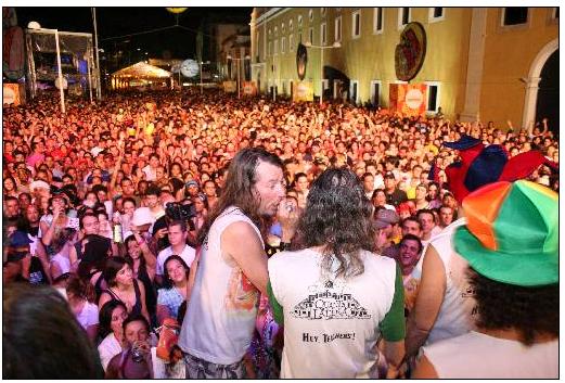 Quanta Ladeira se tornou conhecido pelas paródias. Foto: Ivan Alecrim/Especial para o Diario