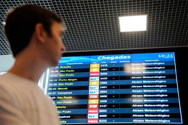 Presidente da Azul diz que o mercado dita o ritmo da demanda e os preços dos bilhetes, e que sai na frente quem oferece melhores ofertas de destinos, serviços e aeronaves mais modernas. Foto: Tânia Rêgo/ Agência Brasil