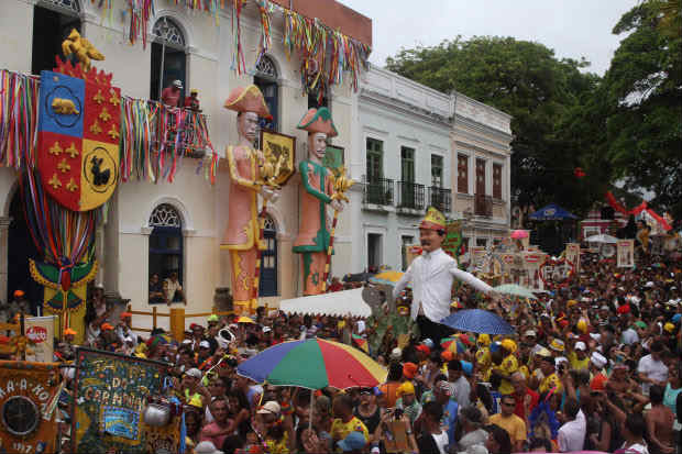 """Criador já perguntou, pelo Facebook, pela versão instrumental de """"Voltei, Recife"""". Foto: Julio Jacobina/DP/D.A Press"""