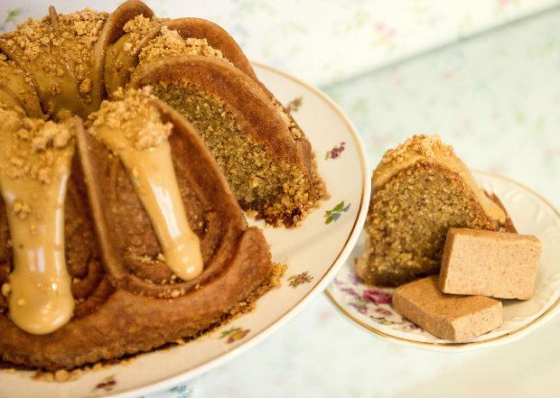 Com mais de 30 tipos de bolo local aposta em sabores afetivos. Foto: Matthew Kevin Acer/Divulgacao