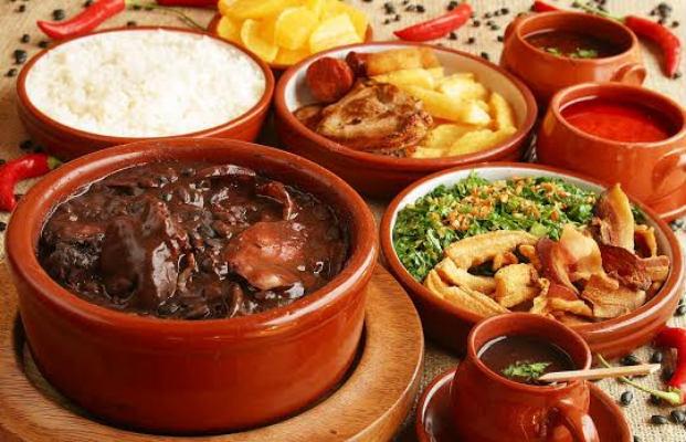 Restaurante ainda oferece acompanhamentos para quem optar pelo buffet. Foto: Executiva Press/Divulgação