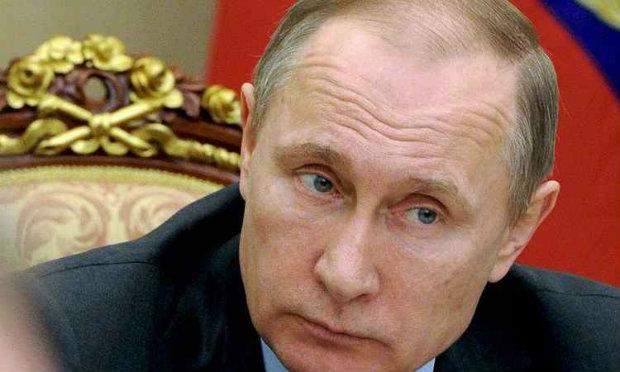 Presidente russo deu declaração polêmica nesta quarta-feira. (Foto: Mikhail Klimentyev/Sputnik/AFP Photo)