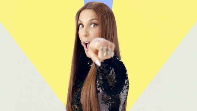 Na época em que foi lançado, os fãs da cantora inundaram as redes sociais com menções sobre a produção. Foto: Reprodução