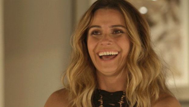 Giovanna Antonelli vive Atena - Foto: TV Globo/Divulgação (Foto: TV Globo/Divulgação)