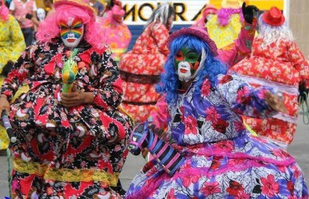 Burrinhas são tradição na cidade desde o início do século passado  (Prefeitura de Bom Jardim/divulgação )