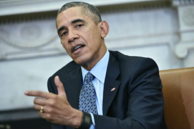 Barack Obama insistiu na necessidade de uma resposta internacional após lançamento de foguete pela Coreia do Norte. Foto: Mandel Ngan/AFP/Arquivos