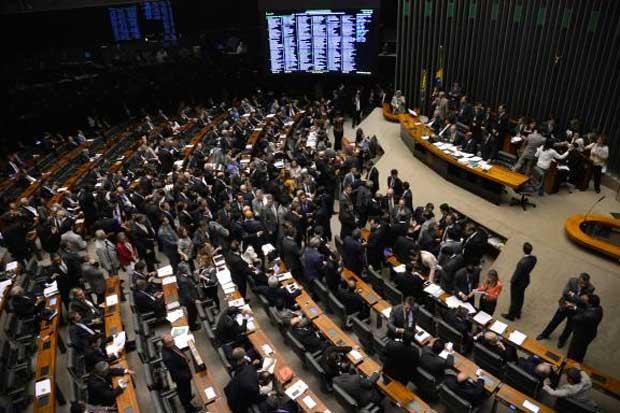 Expectativa de governistas e oposicionistas sobre a escolha do partido é em função dos rumos que o PMDB pode tomar em relação às decisões da Casa. Foto: Wilson Dias/Agência Brasil