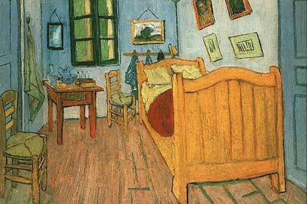 Série de quadros é uma das obras mais conhecidas do pintor holandês. Foto: Wikipedia/Reprodução