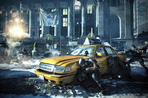 Toda a confusão no game começa em uma Black Friday, quando um vírus que quase dizima a população dos Estados Unidos se espalha. Foto: Divulgação.