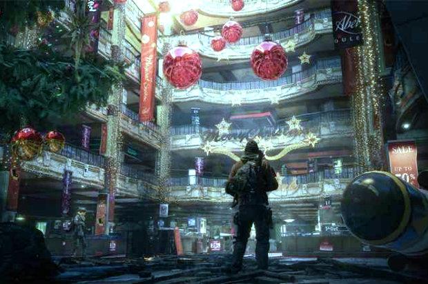 O game pode se beneficiar do vácuo de conteúdo em Destiny para arrebatar os jogadores órfãos do conteúdo prometido. Foto: Divulgação.