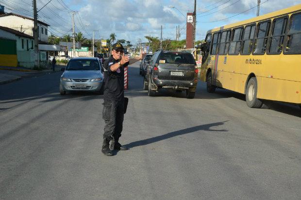 O número de acidentes sem vítimas caiu de 43 para 18, e com vítimas de 18 para 16. Foto: Divulgação.