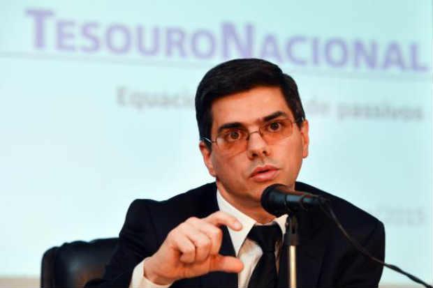 Otávio Ladeira estava no posto de secretário do Tesouro desde dezembro, quando assumiu o cargo de forma interina. Foto: Fabio Rodrigues Pozzebom/Agência Brasil