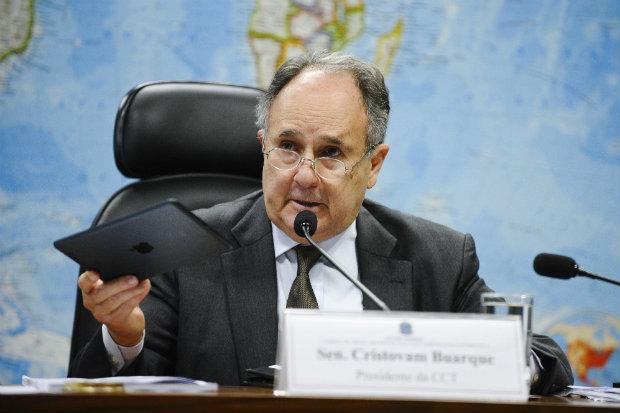 Cristovam Buarque passou mais de 10 anos no PDT - Foto: Edilson Rodrigues/Agência Senado (Foto: Edilson Rodrigues/Agência Senado)