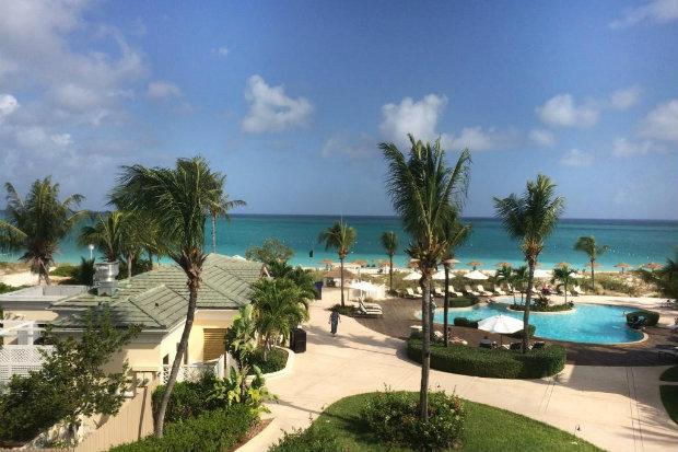 Grace Bay fica na ilha mais populosa do território de Turks and Caicos, Providenciales. (Foto: MT Free11/TripAdvisor/Reprodução)