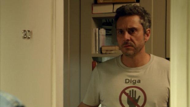Alexandre Nero interpreta Romero. Foto: TV Globo/Divulgação (Foto: TV Globo/Divulgação)