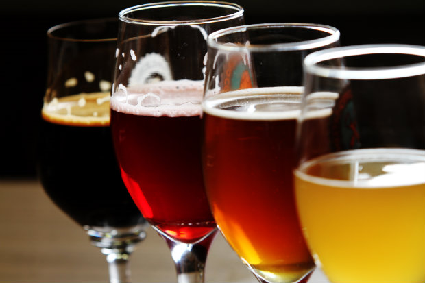 Bebidas podem ser encontradas em mais de 100 rótulos em todo o mundo. Fotos: Peu Ricardo/Esp. DP