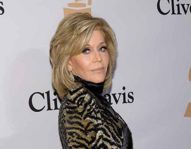 """Jane Fonda trabalhou em filmes como """"Barbarella"""". Foto: Getty Images/Reprodução"""