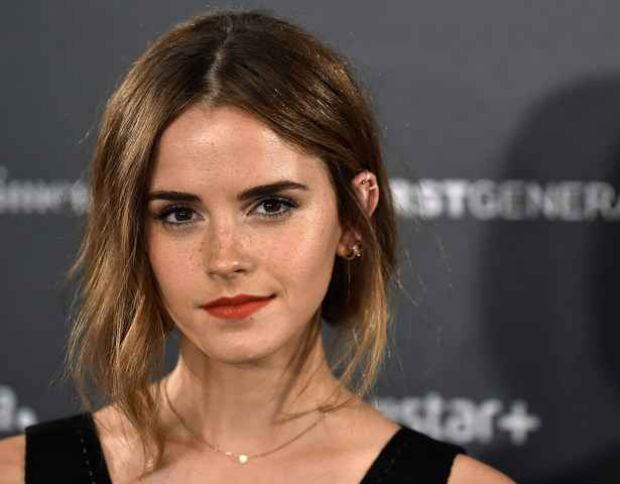 """""""Ficarei um ano sem atuar para me concentrar em duas coisas: meu desenvolvimento pessoal é uma delas"""", disse a atriz. Foto: Emma Watson/Divulgação"""