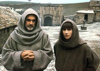 O nome da rosa foi protagonizado por Sean Connery. IMDB/Reprodução
