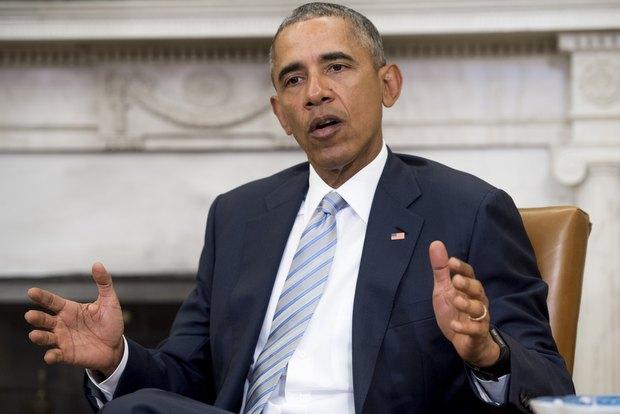 """Obama defende que visita é a melhor maneira de """"promover os interesses e valores americanos"""" Foto: Saul Loeb/AFP"""