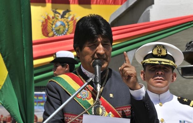 Evo Morales está na função desde 2006. Foto: Aizar Raldes/Divulgação