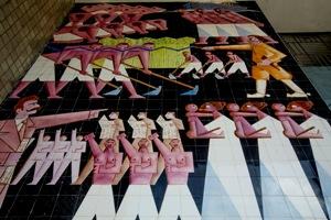 Foram mapeados mais de 70 murais na Região Metropolitana do Recife. Foto: Breno Laprovitera/Divulgação