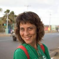 Lúcia Padilha é arquiteta e pesquisadora. Foto: Facebook/Reprodução