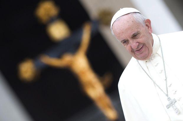 Papa Francisco pediu que nenhuma condenação seja feita durante o ano de misericórdia. Foto: Cláudio Peri/Divulgação