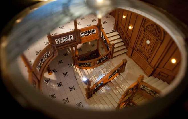 A ideia do magnata é que o novo navio seja o mais fiel possível ao Titanic de 1912. Foto: Jorge Guerrero/Divulgação