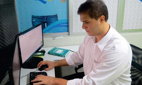 Victor Maia, fundador da Máquina de aprovação . Foto: Divulgação