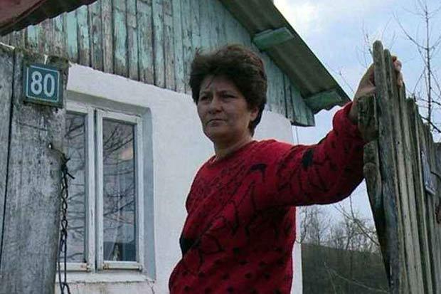 A romena Marinela Benea, 40 anos. Foto: CEN/Reprodução