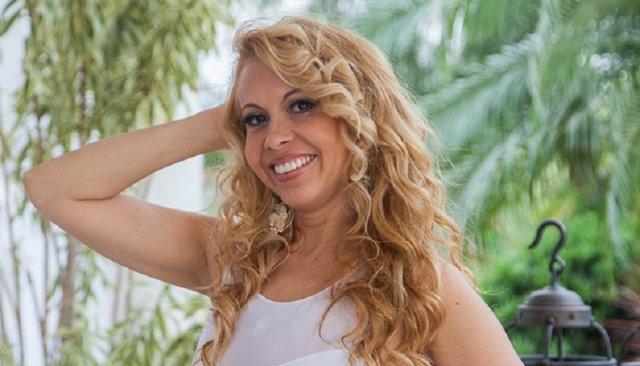 A cantora Joelma prepara novo disco previsto para ser lançado em abril, pela Universal Music. Foto: Gshow/Divulgação