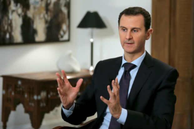 O presidente sírio, Bashar al-Assad, está no poder desde o ano 2000. Foto: Joseph Eid/AFP