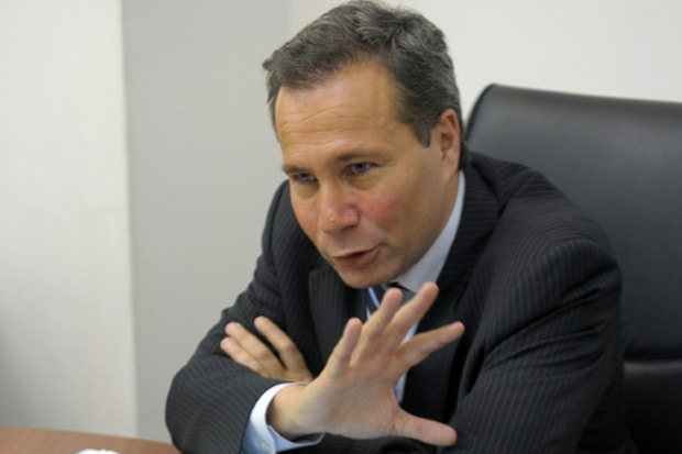 O promotor Alberto Nisman, em Buenos Aires, no dia 20 de maio de 2009. Foto: Juan Mabromata/AFP/Arquivos