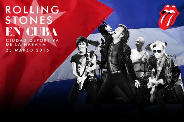 Banda encerra turnê pela América Latina com show na ilha. Foto: Site Oficial/Reprodução