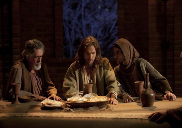 Ator vive Jesus na Paixão de Cristo de Nova Jerusalém. Foto: Paixão de Cristo/Divulgação