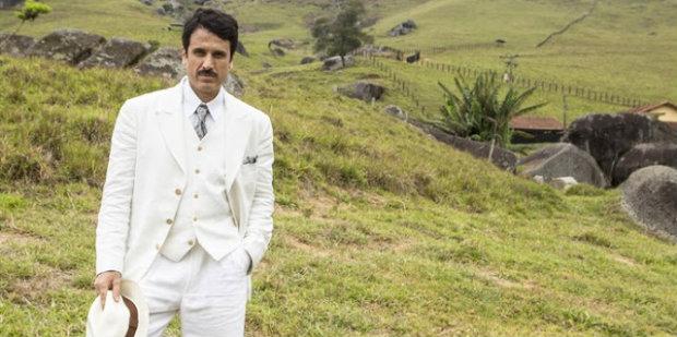 Eriberto Leão interpreta Ernesto. Foto: TV Globo/Divulgação (Foto: TV Globo/Divulgação)
