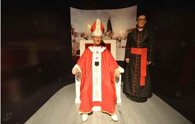 Espaços remontam a história de fé e devoção à Nossa Senhora. Foto: Thiago Leon/Divulgação