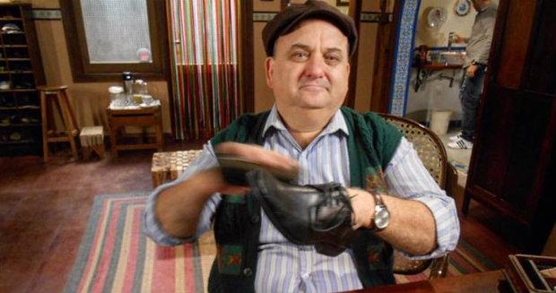 Vincentini Gomez vive Giuseppe na trama. Foto: SBT/Divulgação (Foto: SBT/Divulgação)