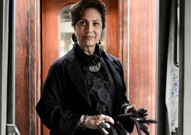 Eliane Giardini interpreta Anastácia. Foto: TV Globo/Divulgação (Foto: TV Globo/Divulgação)