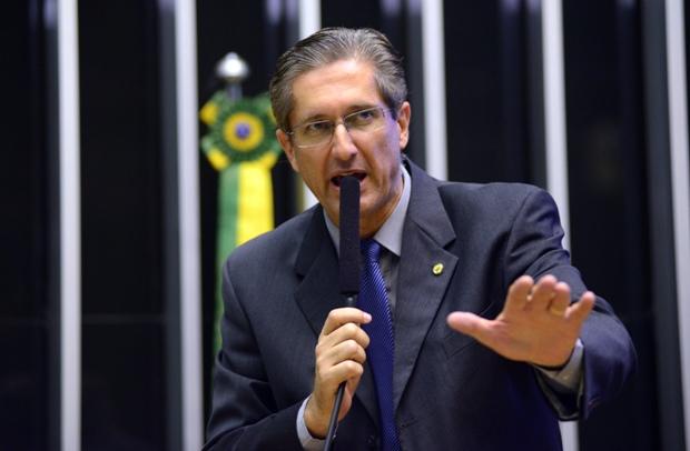 Rosso tem bom trânsito com a oposição e, ao mesmo tempo, com o Palácio. Foto: Gustavo Lima/Agência Senado