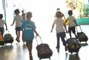 Segundo o Censo Escola, 690 mil de crianças de até 4 anos estão fora da escola. Foto: Elza Fiúza/Agência Brasil (Segundo o Censo Escola, 690 mil de crianças de até 4 anos estão fora da escola. Foto: Elza Fiúza/Agência Brasil)