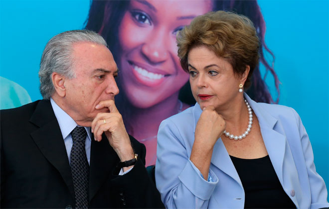 Para um ministro do PT, os próximos 15 dias vão definir se Dilma continua ou não na Presidência. Foto: Lula Marques/Agência PT (Para um ministro do PT, os próximos 15 dias vão definir se Dilma continua ou não na Presidência. Foto: Lula Marques/Agência PT)
