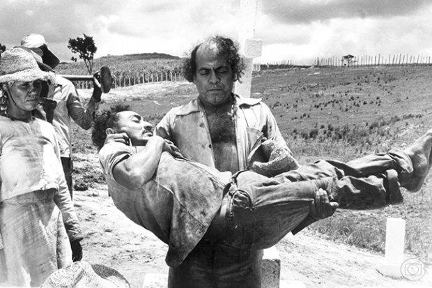 Texto de Morte e Vida Severina foi adaptado para a TV em 1981. Foto: TV Globo/Reprodução