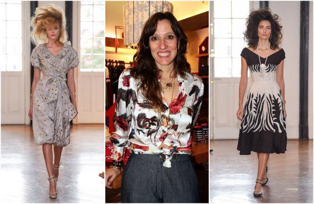 Isabela Capeto é ícone da moda romântica. Fotos: ffw.com.br/Reprodução